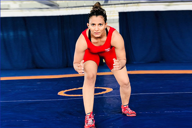 Geeta Phogat,Geeta Phogat Wrestling,Wrestler Geeta Phogat,Women's wrestling India,Wrestling News