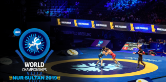 UWW World Championships,UWW Wrestling,United World Wrestling,UWW Wrestling World Championship 2019,UWW
