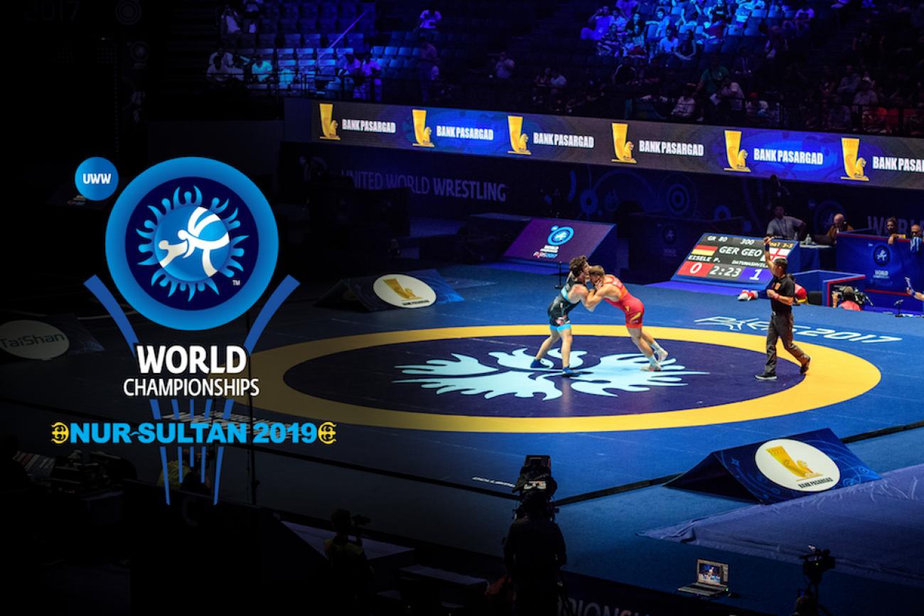 UWW World Championships: Historic training camp for senior