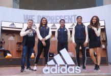 VRCT Jacket,Adidas,Adidas Company,Hima Das,Boxer Simranjit Kaur,Swapan Burman,Adidas Ambassadors,German Sports Wear