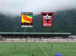 Mizoram Premier League live on SonyLIV