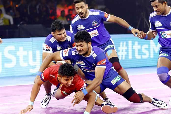 PKL 2019 Live,Pro Kabaddi Live,Pro Kabaddi League 2019 Live,Dabang Delhi vs Haryana Steelers Live,Bengal Warriors vs Gujarat Fortunegiants