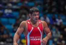 Sushil Kumar,Veteran wrestler Sushil Kumar,2019 World Championships, UWW World Championship 2019,World Wrestling Championship
