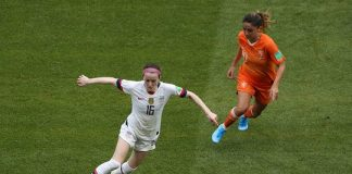 FIFA Women's World Cup,FIFA Women's World Cup 2019,Fifa tournaments,USA v/s Netherlands,Women's World Cup