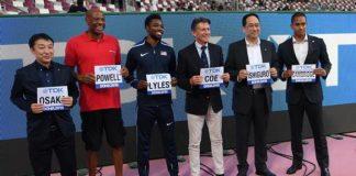 IAAF World Championship,TDK,IAAF World Athletics Championships,World Athletics Championships,Sport News Business