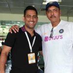 Mahendra Singh Dhoni,Ravi Shastri,IND vs SA Test Series 2019 LIVE,India vs South Africa Test Match LIVE,India vs South Africa Test LIVE