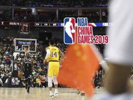 NBA China Games 2019,CCTV,Houston Rockets Games,Sport Business News,LA Lakers vs Brooklyn Nets