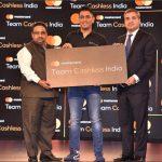 MS Dhoni,Dhoni Brand Ambassador,Sport Business News India,Mastercard,Team Cashless India