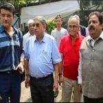 Sourav Ganguly,BCCI President,N Srinivasan,Bcci constitution,Sports Business News India