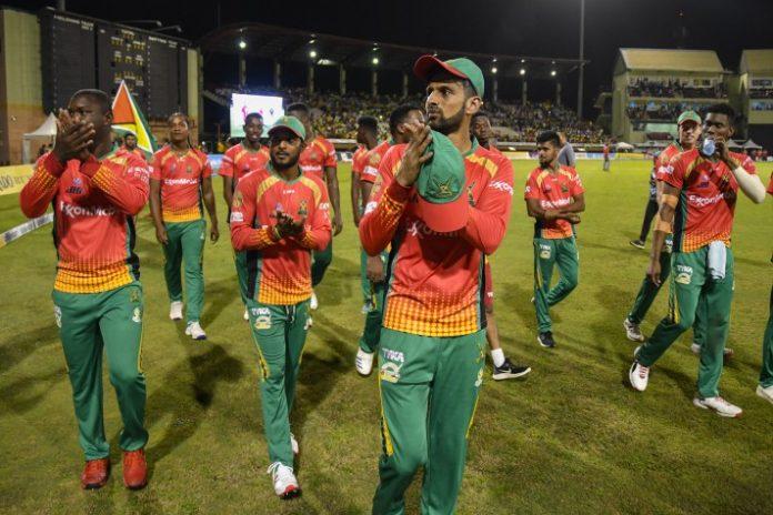 CPL 2019,CPL 2019 highlights,Caribbean Premier League 2019,Guyana Amazon Warriors vs Barbados Tridents highlights,Star Sports Live