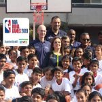 Nita Ambani,NBA Games,Junior NBA program,Reliance Foundation Junior NBA program,NBA Games India 2019