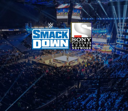WWE SmackDown LIVE,SONY TEN 1,SONY TEN 3,WWE Live,WWE SmackDown LIVE 2019
