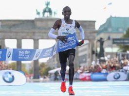 Eliud Kipchoge,Kipchoge World Record Marathon,London Marathon 2019 Winner,London Marathon 2019,World Record Marathon