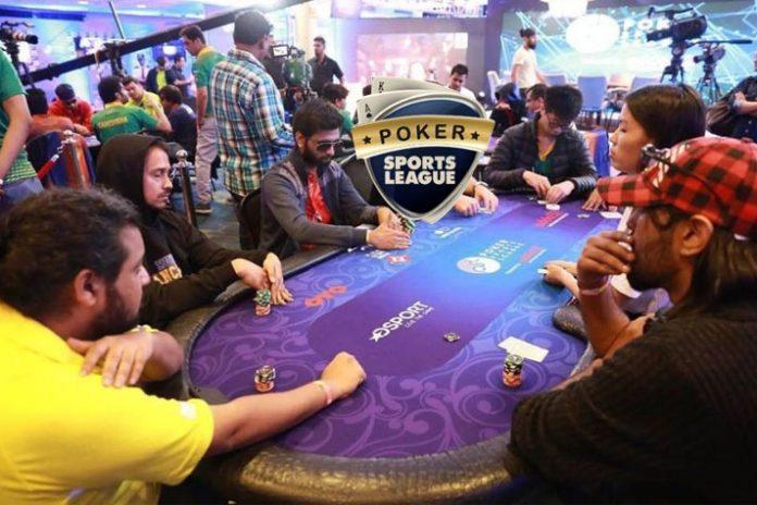 Poker Sports League,Poker Sports League Season 3,Poker Sports League 2019,Poker League 2019,Poker Sports League Founder
