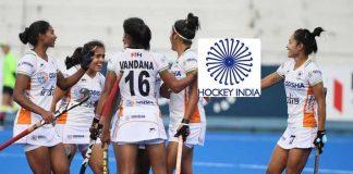 Indian Women's Hockey Team, FIH Hockey Olympic Qualifiers, Hockey Olympic Qualifiers 2020,2020 Tokyo Olympics,Sushila Chanu