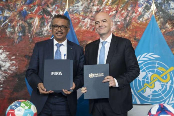 FIFA,World Health Organisation,Football Tournaments,Football Association,FIFA Events