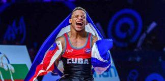 Ismael Borrero,2019 World Championship,World Championship 2019,Artem Surkov,Wrestling News