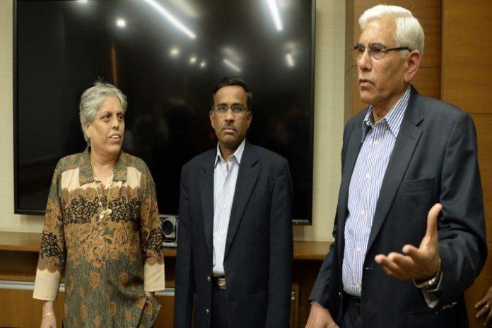 Diana Edulji,Vinod Rai,BCCI CoA,BCCI Members,Sports Business News India