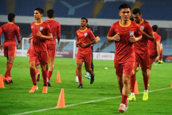 Fifa World Cup Qualifier Live India Vs Bangladesh Insidesport