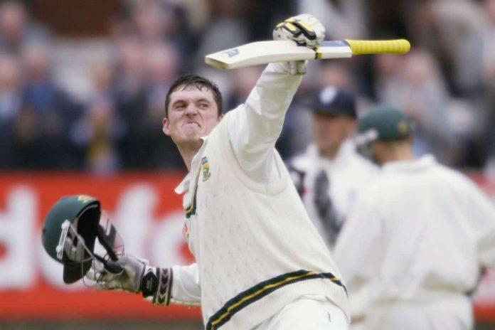 Graeme Smith,Marylebone Cricket Club,South Africa Cricket Player,MCC Honorary Life Member,Honorary Life Membership