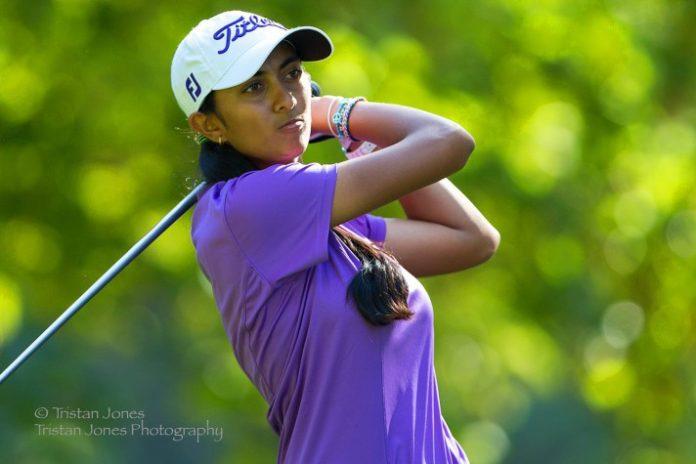 Aditi Ashok,Indian golfer,Ladies PGA Tour,Old American Golf Club,Hero Women's Indian Open