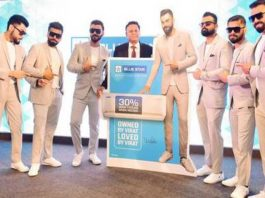Sports Business News India,Virat Kohli,Virat Kohli Brand Ambassador,Blue Star Air Conditioner,Blue Star Campaign
