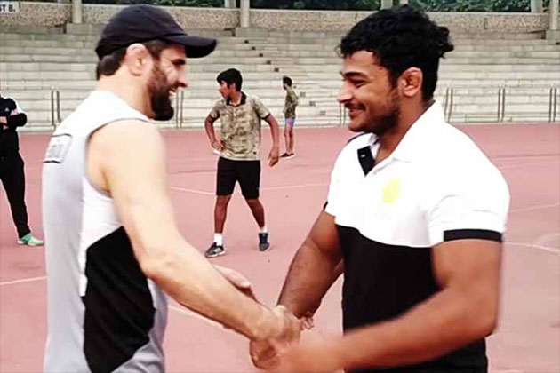 Tokyo 2020 Olympics,Deepak Punia,Indian Wrestling Team,Indian Wrestlers,Wrestling News India