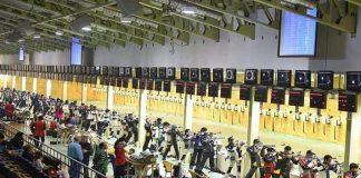 National Rifle Association, Karni Singh,Babar Khan,Yoginder Pal Singh,India's Athletes Commission