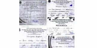 Wrestling Federation of India,WFI,WFI Fake certificates scam,WFI certificates scam,Wrestling News