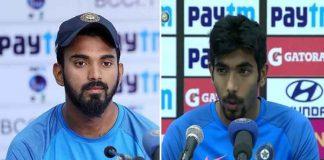 Jasprit Bumrah,K L Rahul,Indian Cricket Team,India vs South Africa 2019,Ind vs SA Test Series 2019