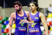 RaviKumarDahiya,World Wrestling championships,Target Olympic Podium Scheme,TOPS,Wrestling News