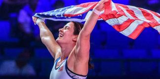 Simona Biles,Adeline Grey,USA Female Athlete of the year,Female Athlete of the year award,Wrestling News