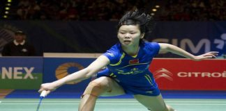Olympic champion,Li Xue Rui,International Badminton,Female Badminton Player,Badminton Championship,Li Xue Rui injury