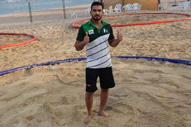 World Beach Games,World Beach Games 2019,World Beach Wrestling event 2019,ANOC World Beach Games 2019,Wrestling News