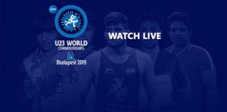 UWW U23 World Wrestling Championships,U23 World Wrestling Championships 2019 Schedule,U23 World Wrestling Championships 2019 Live,UWW World Championship Live,Wrestling News