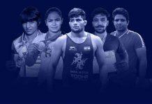 UWW U23 World Championships,UWW U23 World Championships 2019,UWW U23 World Championships Squads,Indian Wrestling Team,Wrestling News