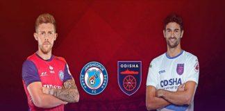 ISL 2019 LIVE,Star Sports LIVE,Indian Super League 2019,ISL 2019,Jamshedpur FC vs Odisha FC