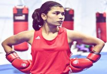 Mary Kom,Kiren Rijiju,Nikhat Zareen,Olympic qualifiers2020,Boxing Championship