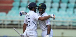 Rohit Sharma,Mayank Agarwal,India vs South Africa Test,IND vs SA 1st Test,India vs South Africa Series 2019