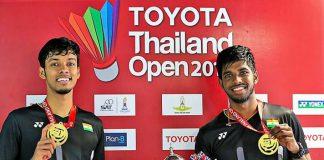 Satwiksairaj Rankireddy,Chirag Shetty,French Open quarterfinals,French Open quarterfinals 2019,Saina Nehwal