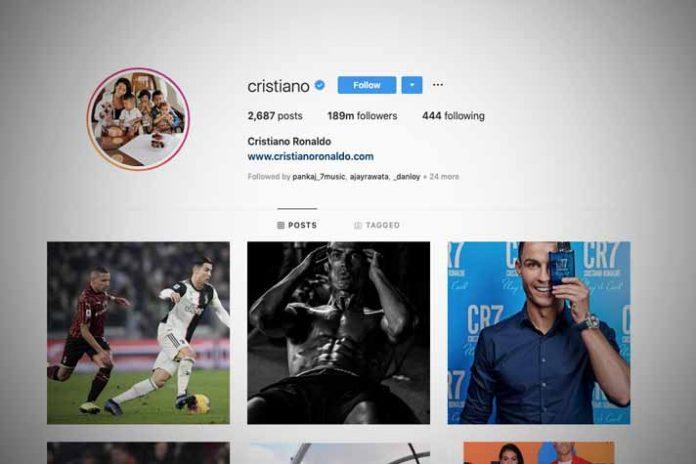 Cristiano Ronaldo,Ronaldo Instagram,Lionel Messi,Sports Business News,Cristiano Ronaldo Income