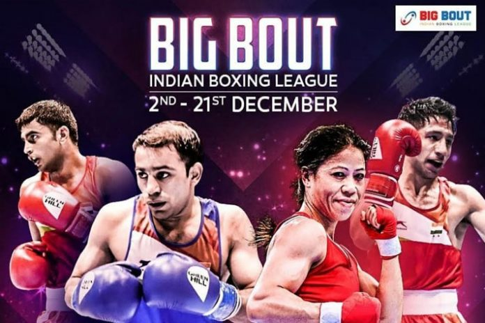 Indian Boxing League,Pro Boxing League,Pro Boxing League 2019,Pro Boxing League 2019 Schedule,BIG BOUT LEAGUE