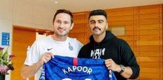 Premier League club,Chelsea FC,Arjun Kapoor,Arjun Kapoor Brand Ambassador,Sports Business News India