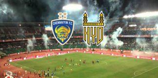 ISL 2019 LIVE,ISL 2019,ISL LIVE,Indian Super League 2019,Chennaiyin FC vs Hyderabad FC LIVE