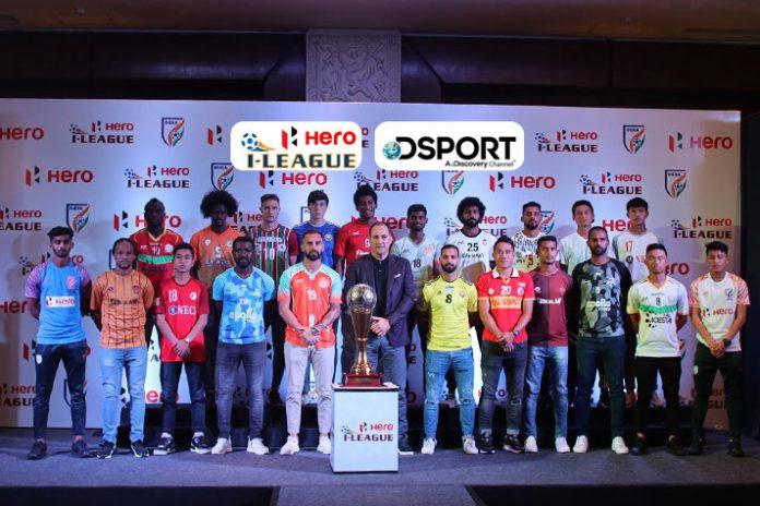 I-League 2019-20,I-League 2019-20 LIVE,I-League LIVE,I-League LIVE Broadcast,DSPORT