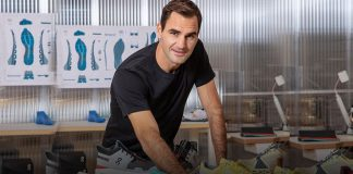 Roger Federer,ON Sneakers,New York Times,Tennis Player,Sports Business News