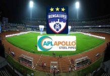 APL Apollo Sponsorships,Bengaluru FC,Bengaluru FC Sponsorships,Indian Super League,Sports Business News