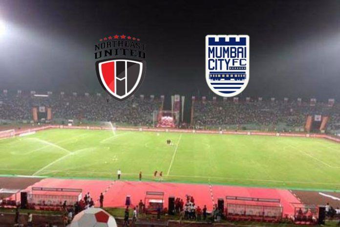 ISL 2019 LIVE,ISL LIVE,ISL 2019,ISL LIVE Streaming,North East United vs Mumbai City FC LIVE