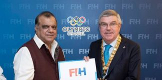 Indian Olympic Association,Dr Narinder Dhruv Batra,Thomas Bach,Olympic Hindi Channel,Tokyo 2020 Olympic Games