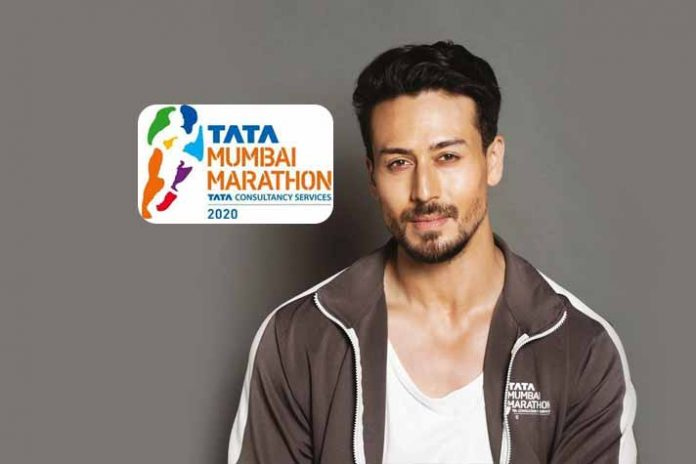Tiger Shroff, Tiger Shroff Brand Ambassador,Tata Mumbai Marathon,Tata Mumbai Marathon 2020,Sports Business News India